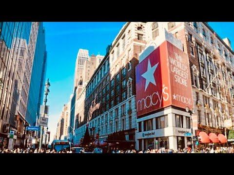 NEW YORK CITY: READY FOR EASTER 2018! [4K]