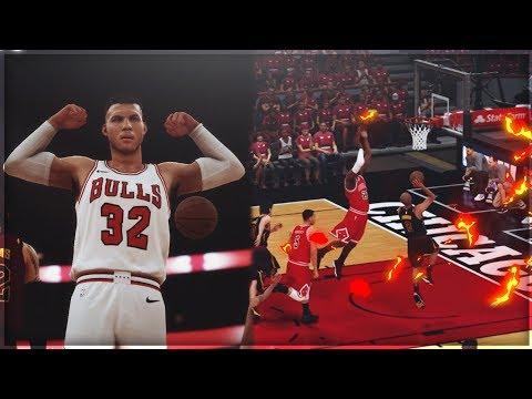 NBA TARİHİNİN EN İYİ BLOĞU MU?!?!! 😱 BU TAKIM BENİ DELİRTTİ.. NBA 2K18 Türkçe MyGM #22