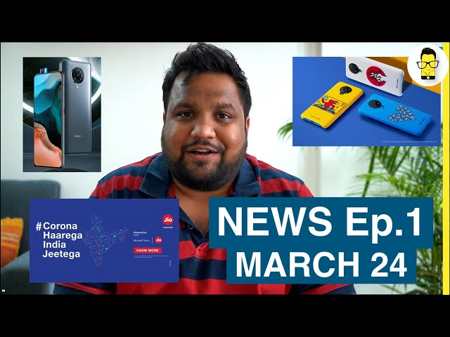vivo COVID-19 relief efforts, Redmi K30 Pro for Rs 32,500, & OnePlus 8 - News Ep. 1