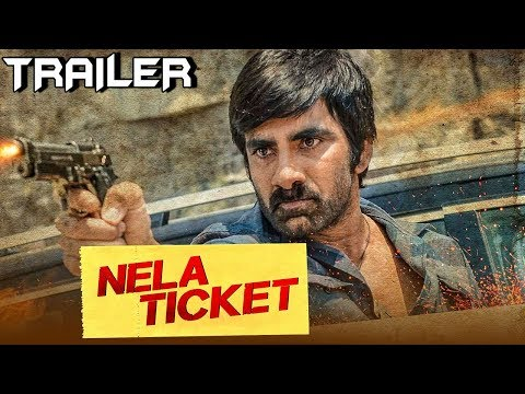 Nela Ticket (2019) Official Hindi Dubbed Trailer | Ravi Teja, Malvika Sharma, Jagapathi Babu