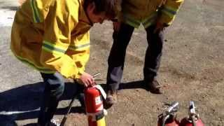 """Ag Time"" w/Avila  26 hrs @ Cal Poly Student Fire Safety Demonstration S1E19"