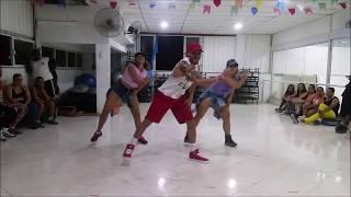 Ataque do Bum Bum - Funk Carioca ( ZumbaⓇ Fitness )