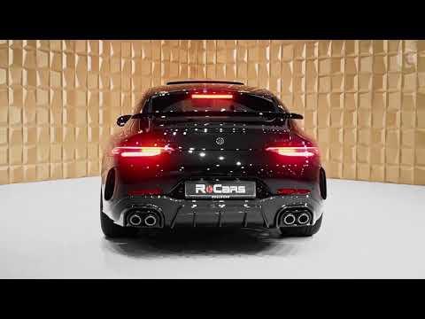 BRABUS 800 2020 Mercedes AMG GT 63 S   Wild Four Door Coupe!