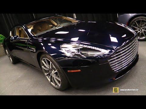 2018 Aston Martin Rapide S - Exterior and Interior Walkaround - 2018 Montreal Auto Show