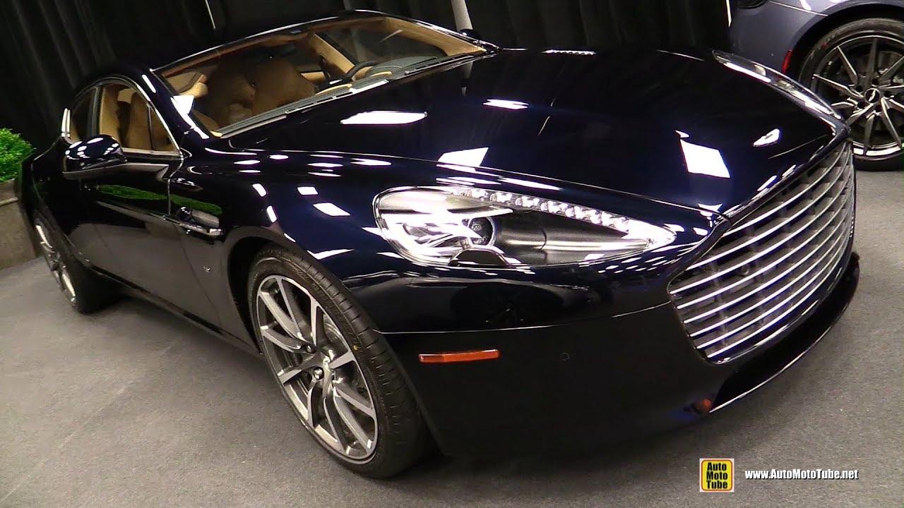 Aston Martin Rapide S Exterior And Interior Walkaround - 2018 aston martin rapide s