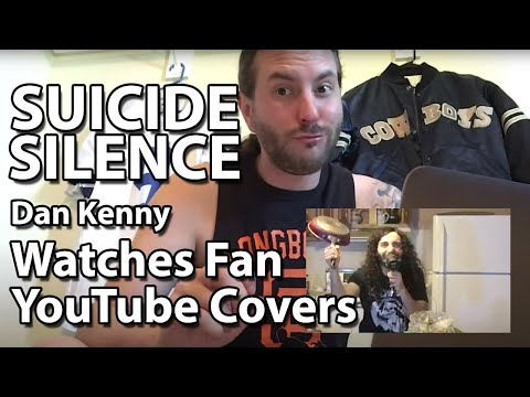 SUICIDE SILENCE Watches Fan YouTube Covers