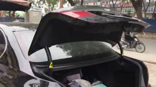 Review độ cốp điện tự động BMW 520i Siêu êm hàng cao cấp - Phiên bản mới chỉ có tại Rambo Auto