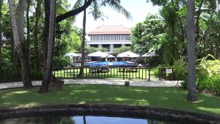 Tour of Conrad Bali - The best hotel resort in Indonesia