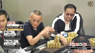 "Live at the Bike $20/$40 LHE Half Kill - ""PAY OFF WIZARD"" - Limit Hold"