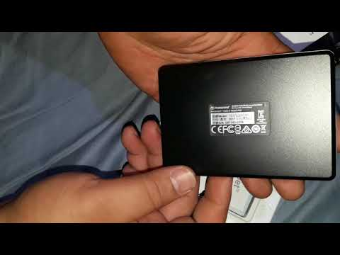 Transcend storejet extra slim compact 25c3n 1tb 3.01tb portable hard drive (iron gray)  unboxing