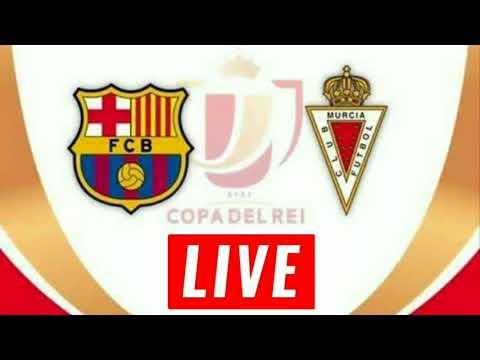 Barcelona Vs Murcia Live Streaming HD 29/11/17