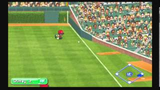 MLB Power Pros 2008 (Wii) NLCS Game #1 Reds @ Cubs