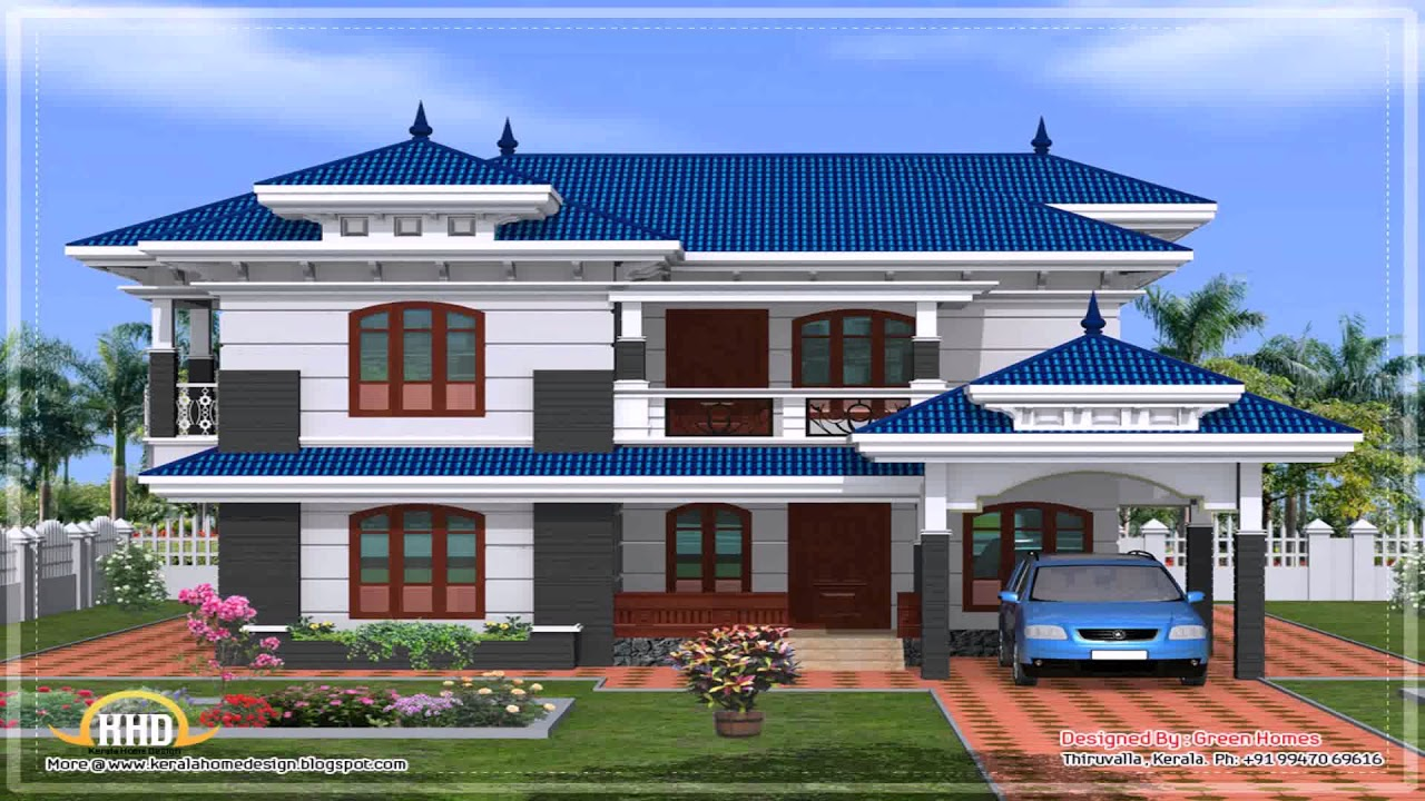 Simple House Design In Nepal Youtube