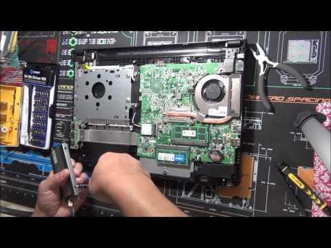 Dell Inspiron 15 - SSD & Ram upgrade