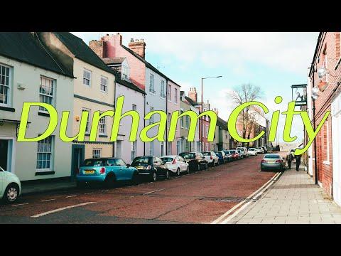 พาเที่ยวเมืองและมหาวิทยาลัยเดอรัม : Visit Durham City and University in 1 minute