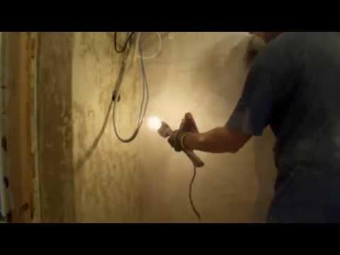 видео: Выравнивание стен под покраску