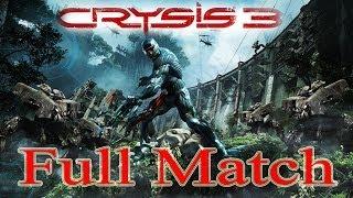 Crysis 3 Multiplayer Full Match Gameplay