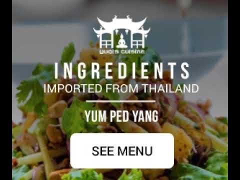 Best Thai Food Delivery in NYC – Yuqi's Cuisine