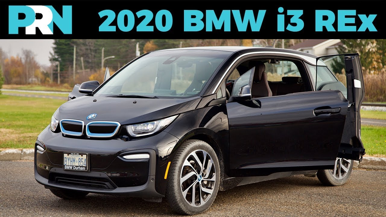Much Better Than You Assumed 2020 Bmw I3 Rex Full Tour Review Youtube