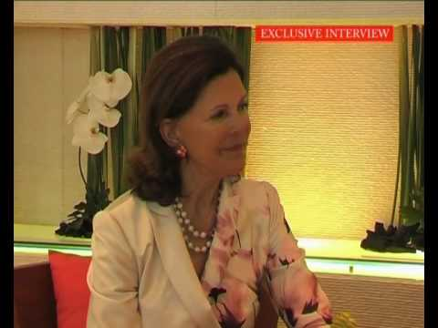 Her Majesty Queen Silvia of Sweden - Part 02.avi
