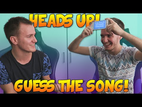 HUMMING MUSIC! - HEADS UP SONG GUESSING! | TWiiNSANE