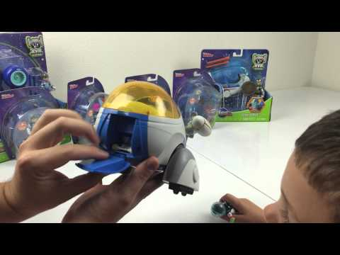 Miles From Tomorrowland   New Tomy Toy Unboxing Video Featuring the StarJetter from Miles From Tomor
