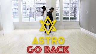 Gambar cover Astro (아스트로) - Go Back Dance Cover