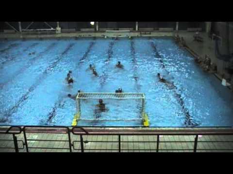Serbia women waterpolo tranning match