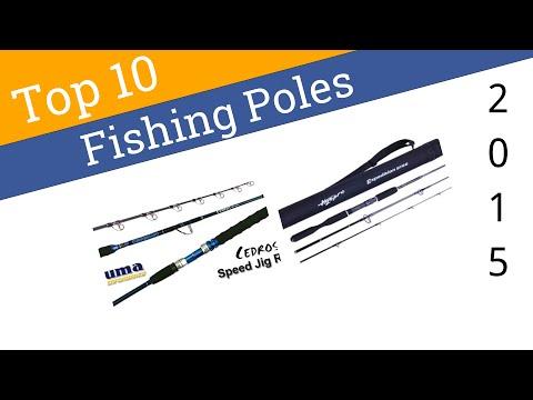 10 Best Fishing Poles 2015