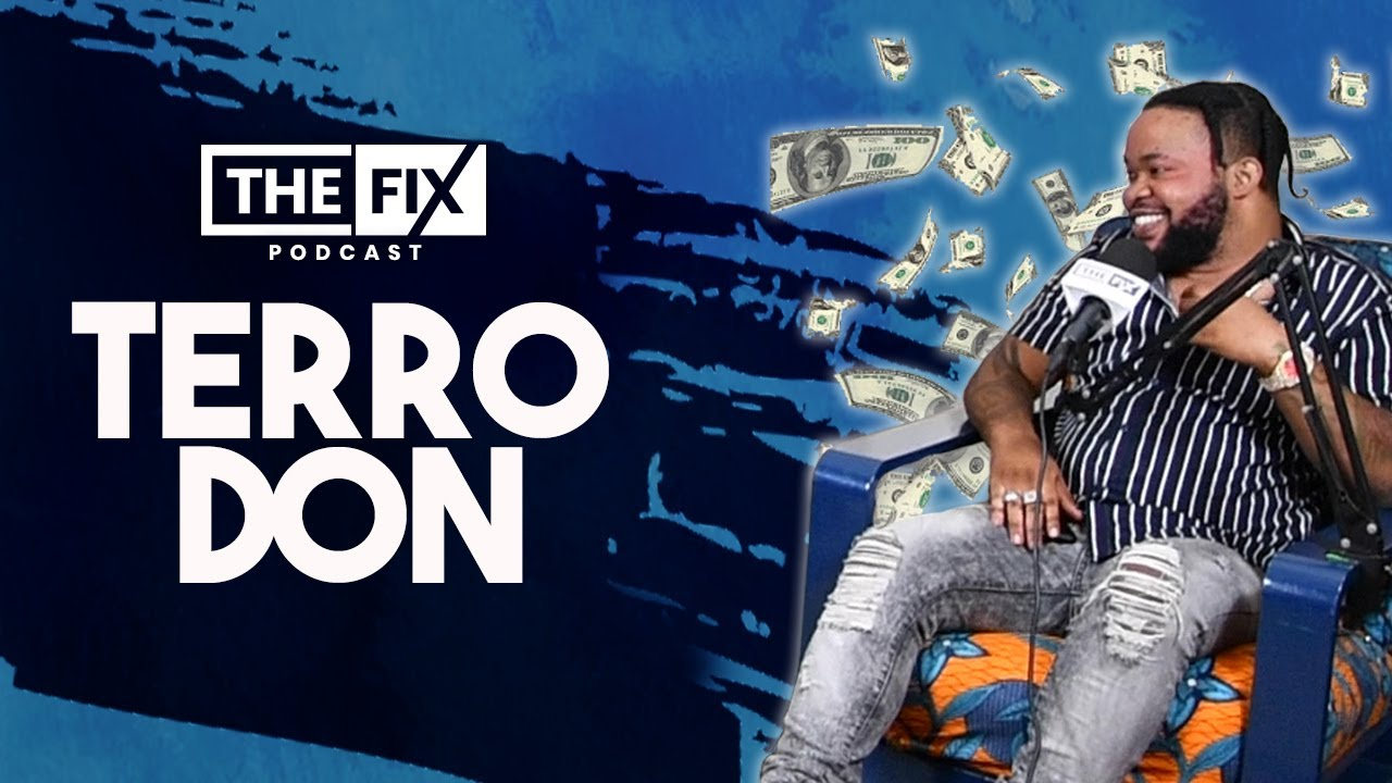 How Terro Don Became 1 of The Top Vloggers in Dancehall || The Fix Podcast