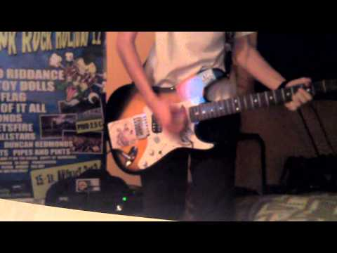 Guttermouth - Friendly People FULL GUITAR Cover