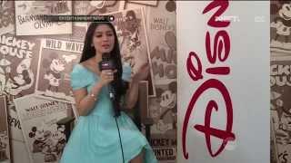 Sandra Dewi menjadi Ambassador Disney untuk Indonesia