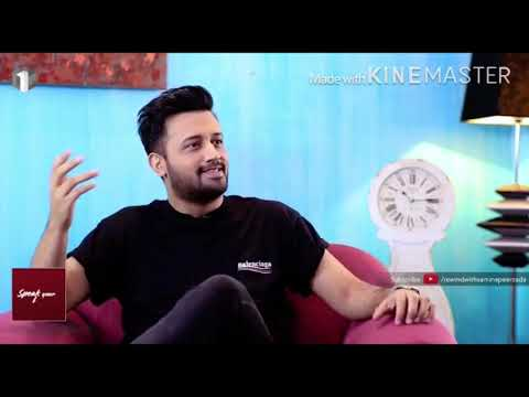 """Atif Aslam finally opens up on why he left """"Jal""""   And his terms with Goher Mumtaz at present"""