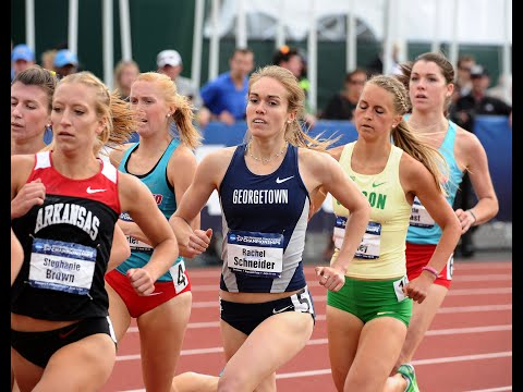 Rachel Schneider credits her renewed mindset in qualifying for the Tokyo Olympics