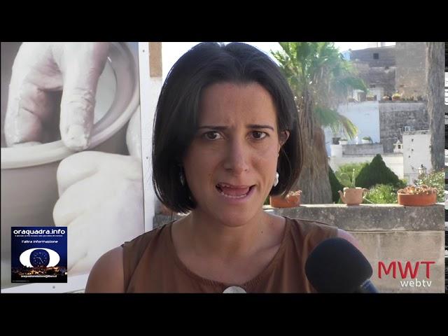 #ElezioniRegionali2020 - Intervista  alla Laricchia, candidata alla presidenza per i 5stelle