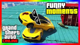 GTA 5 FUNNY MOMENTS AND FAILS COMPILATION #05