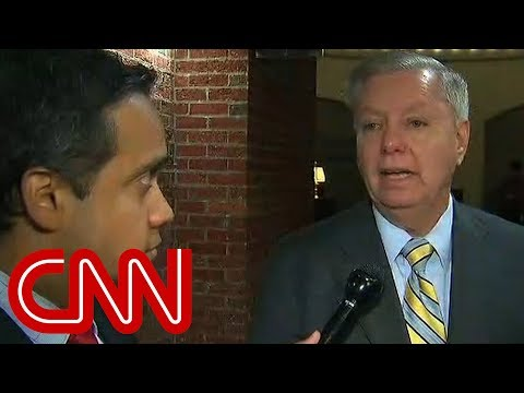 Graham: Military parade cheesy, sign of weakness