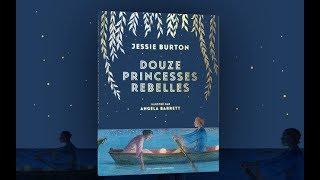 bande annonce de l'album Douze princesses rebelles
