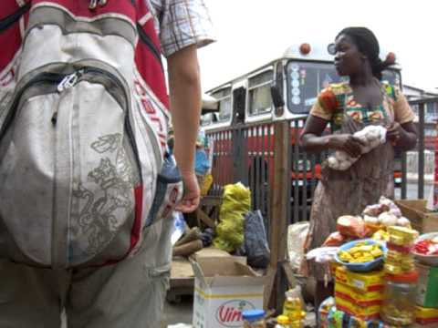 Kaneshie Market, Accra, Ghana, 2009