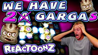 2 MEGA WINS within 30 spins on Reactoonz!