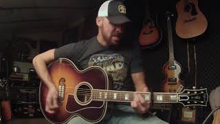Luke Combs, This Ones For You Cover