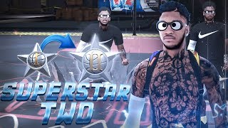 IM NOW A SUPERSTAR 2 IN NBA2K20! SPRAYGROUND BACKPACKS! I HIT SS2 WITH #1 REP ON NBA 2K20!