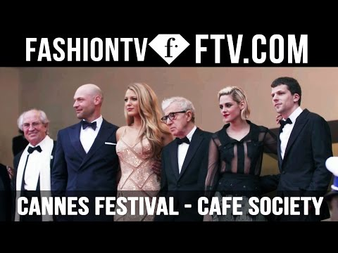 """Cannes Film Festival Day 1 Part 1 - """"Cafe Society"""" 