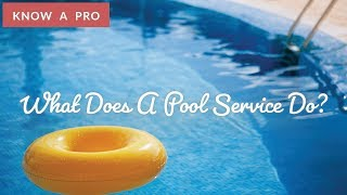 What Does A Pool Contractor Do? | Swimming Pool Maintenance | Know A Pro(, 2018-07-18T20:00:02.000Z)