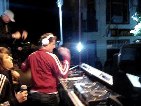 Steff da Campo spins chuckie-moomba (afrojack remix)  @ Heavenly Outdoor in Heerenveen