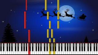 We Wish You A Merry Christmas - Piano Tutorial & Sheet Music (PDF)