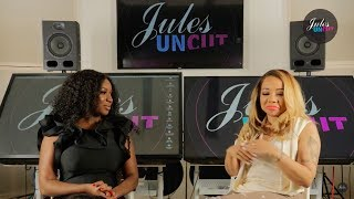 Ti and Tiny: Tiny Speaks Out On Her Current Relationship With Ti on Jules Uncut | Episode 7