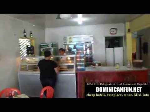 Comedor, Republica Dominicana