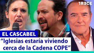 """""""La pareja entre Pablo Iglesias e Irene Montero está rota"""""""