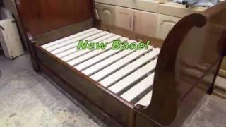 Furniture Restoration Cork 086-2604787( Sleigh Bed)
